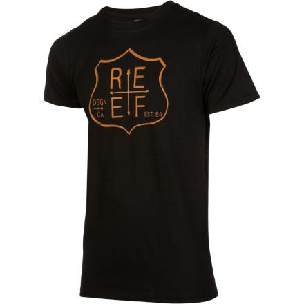 Reef Interstate Surf Slim T-Shirt - Short-Sleeve - Men's