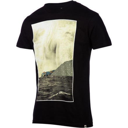 Reef Floral Hills Slim T-Shirt - Short-Sleeve - Men's