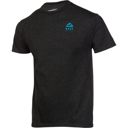 Reef Stacked & Proper Slim T-Shirt - Short-Sleeve - Men's