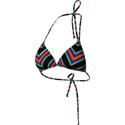 Reef Moonlit Caravan Triangle Bikini Top - Women's