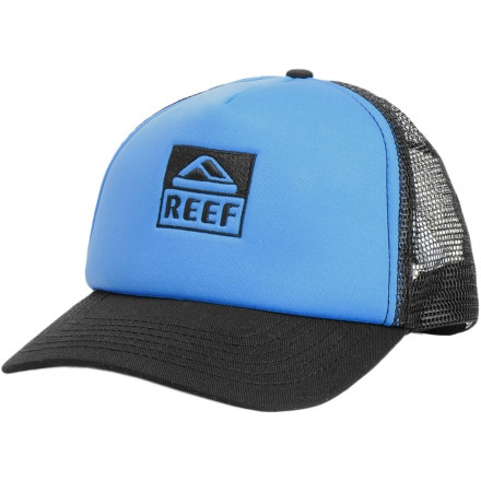 Reef VTB Neon Trucker Hat