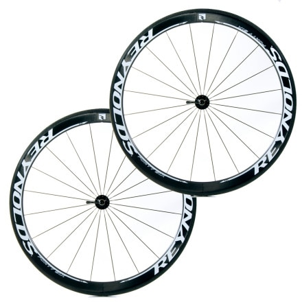 Reynolds Forty Six Wheelset - Tubular