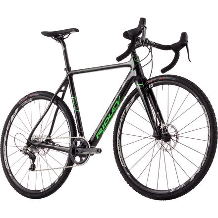 Ridley X-Night 40 Disc Rival 1 Complete Cyclocross Bike - 2017 Top Reviews