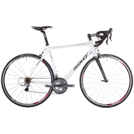 Ridley Damocles RS / Shimano Ultegra Complete Bike - 2012