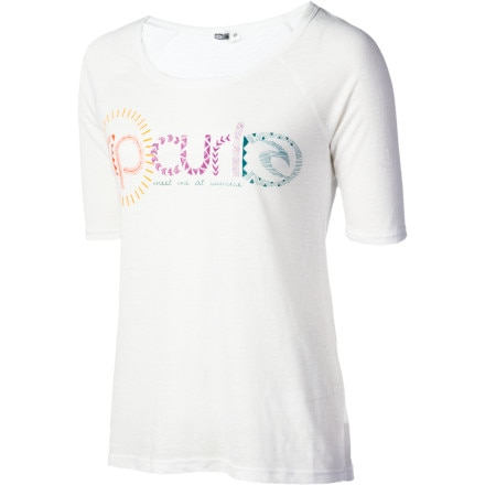 Rip Curl Sun Journey T-Shirt - Short-Sleeve - Women's