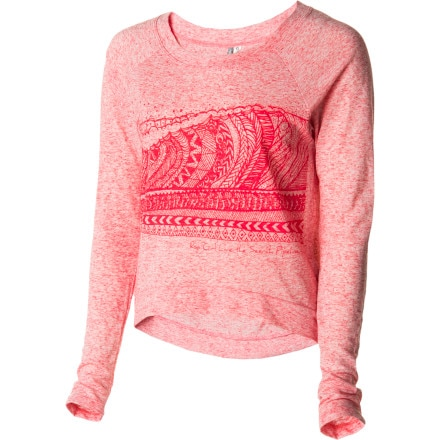 Rip Curl Pipeline T-Shirt - Long-Sleeve - Women's