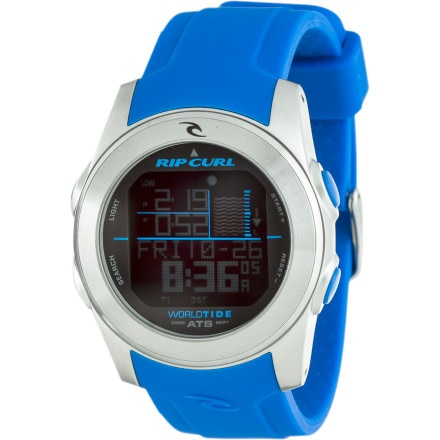 Rip Curl Pipeline World Tide & Time Watch