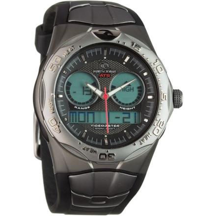 Rip Curl Ultimate Titanium PU Tidemaster2 Watch