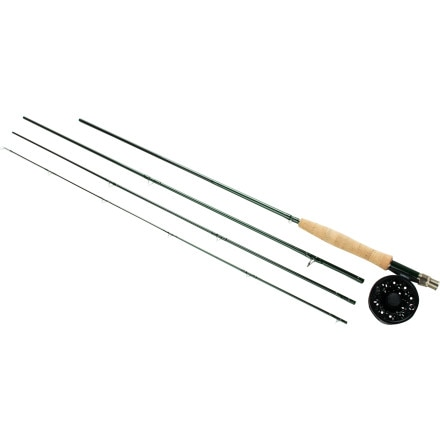 Redington Torrent Fly Rod & Surge Reel Outfit With Case