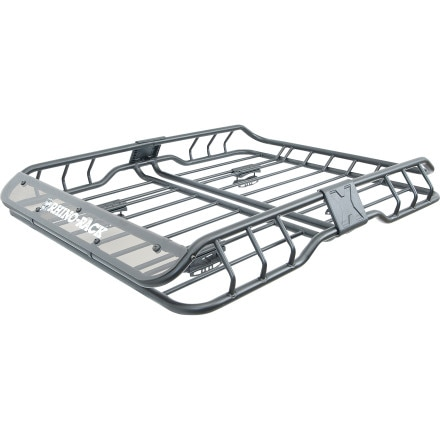Shop for Rhino-Rack Roof Mount Cargo Basket (Fairing Included)