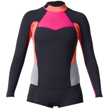 Roxy Outdoor Fitness High Seas Spring Suit - Women's