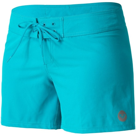 Roxy Outdoor Fitness On Deck Board Short - Women's