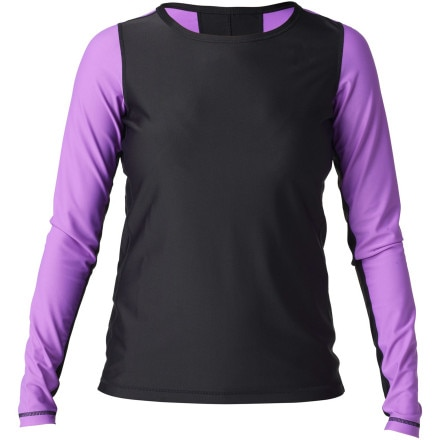 Roxy Outdoor Fitness Groundswell Rashguard - Women's