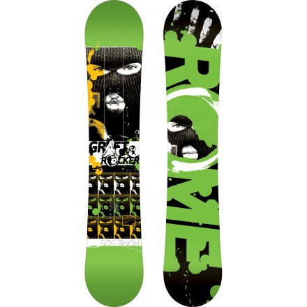 Rome Graft Rocker Snowboard