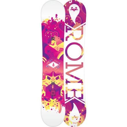 Rome Jett snowboard