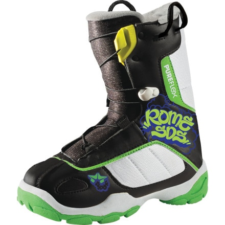 Rome Minishred Snowboard Boot - Kids'