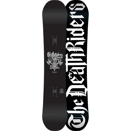 Rome Artifact Rocker Addictive Collection Snowboard