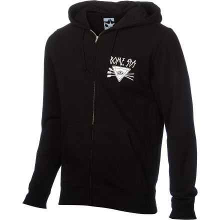 Rome Deather Rider Full-Zip Hoodie - Men's