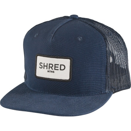 Rome Shred Trucker Hat