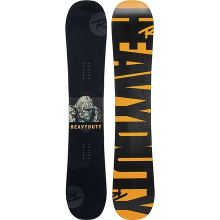 Heavy duty snowboard