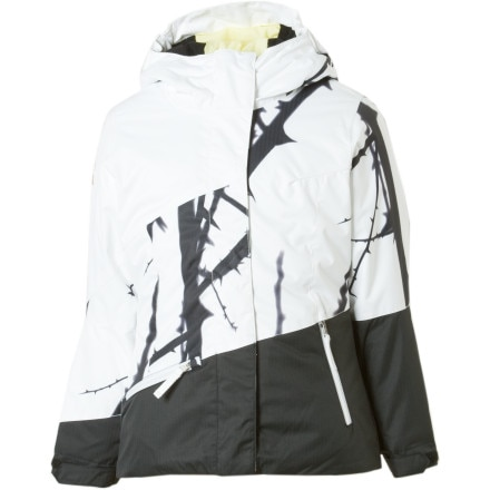 photo: Rossignol Girls' Fire Jacket snowsport jacket
