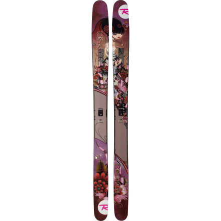 Rossignol S7 Ski - Women's