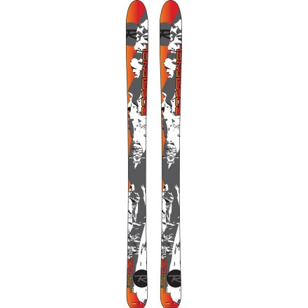 photo: Rossignol BC 110 Positrack