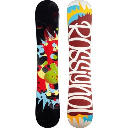 Rossignol Justice Amptek snowboard