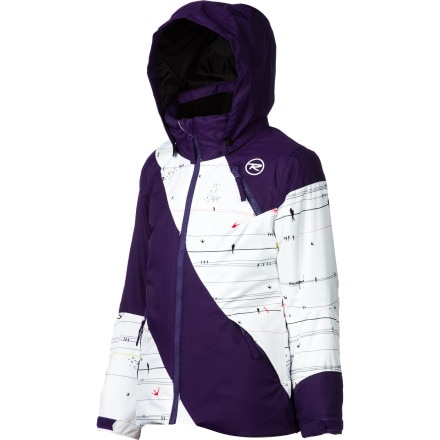 Rossignol Fire PR Jacket - Girls'