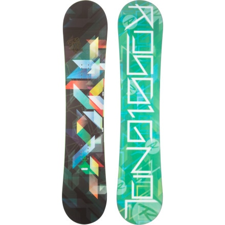 Shop for Rossignol Alias Amptek Snowboard - Kids'