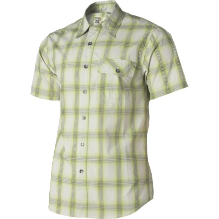 Royal Robbins Andale Plaid Shirt - Short-Sleeve - Men's