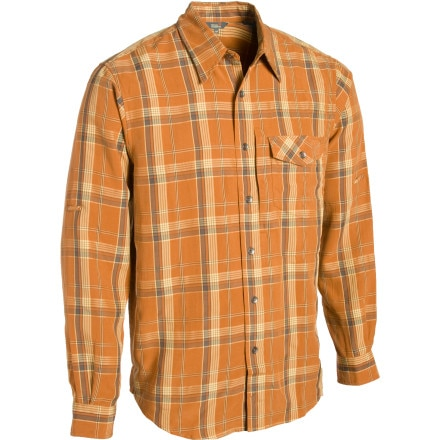 Royal Robbins Big O Plaid Long-Sleeve Shirt