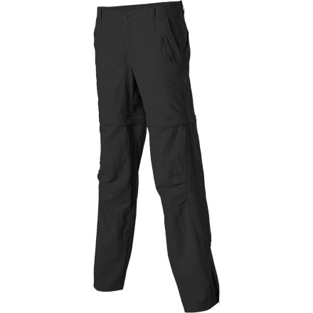 photo: Royal Robbins Cabo Convertible Pant hiking pant