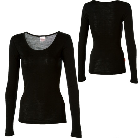 photo: RedRam Merino Top - Long-Sleeve