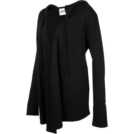Rusty Esteem Hooded Sweater - Women's