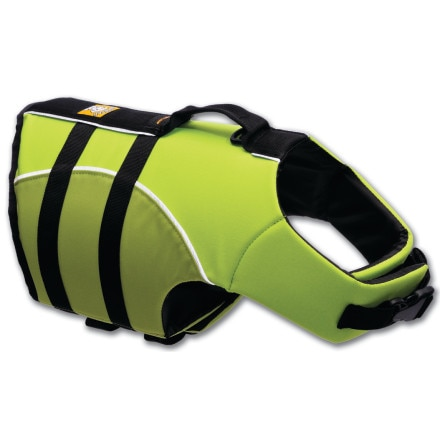 photo: Ruffwear Portage Float Coat dog life jacket