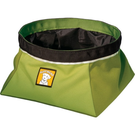Shop for Ruffwear Quencher Dog Bowl
