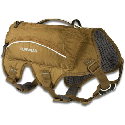 photo: Ruff Wear SingleTrack Pack
