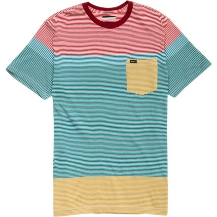 RVCA Commander Crew - Short-Sleeve - Men's