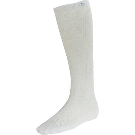 RVCA West Bound Knee Sock - Women&#39;s