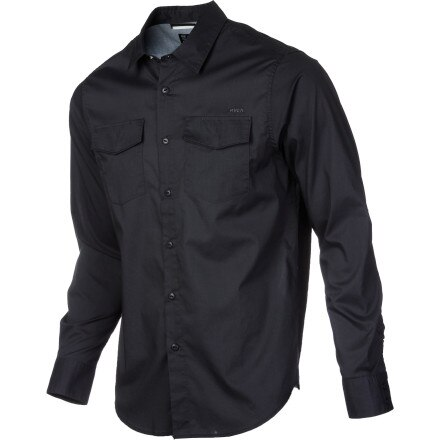 RVCA Republic II Shirt - Long-Sleeve - Men's