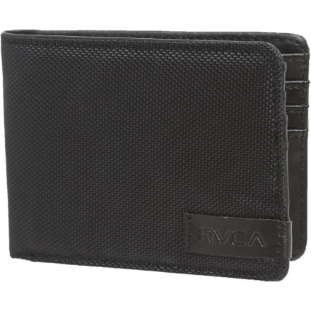 RVCA Arty Bi-Fold Wallet - Men's