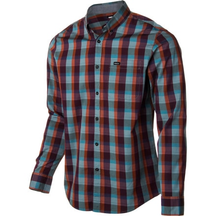 RVCA Mingus Shirt - Long-Sleeve - Men's