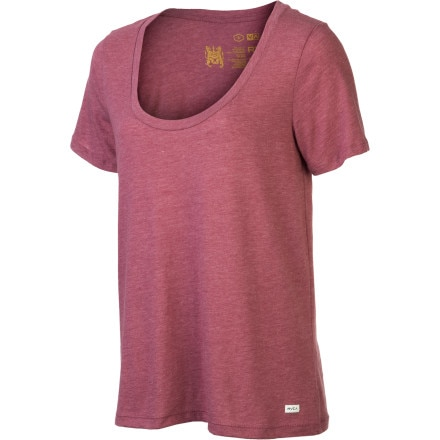 RVCA Label Grace T-Shirt - Short-Sleeve - Women's