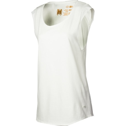 RVCA Label McCleur Tank Top - Women's