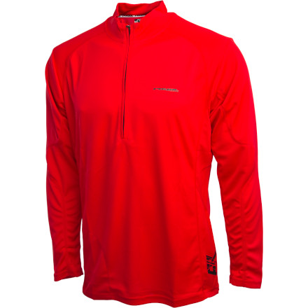 Royal Racing Java Shot 1/4-Zip Bike Jersey - Long-Sleeve - Men's