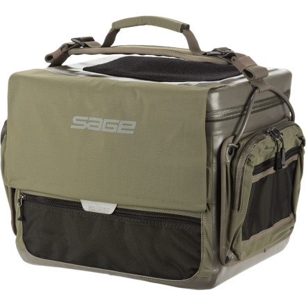 Sage DXL Typhoon Boat Bag - 1953cu in