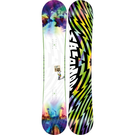 Salomon Snowboards Official Snowboard