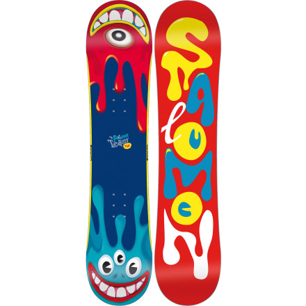 Salomon Snowboards Team Snowboard - Kids'
