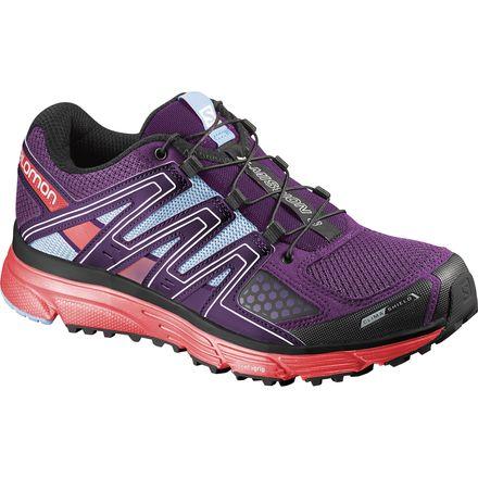 Salomon X Mission 3 Cs Trail Running Shoe Women S